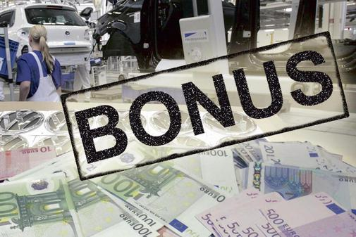 WAZ VW-Bonus