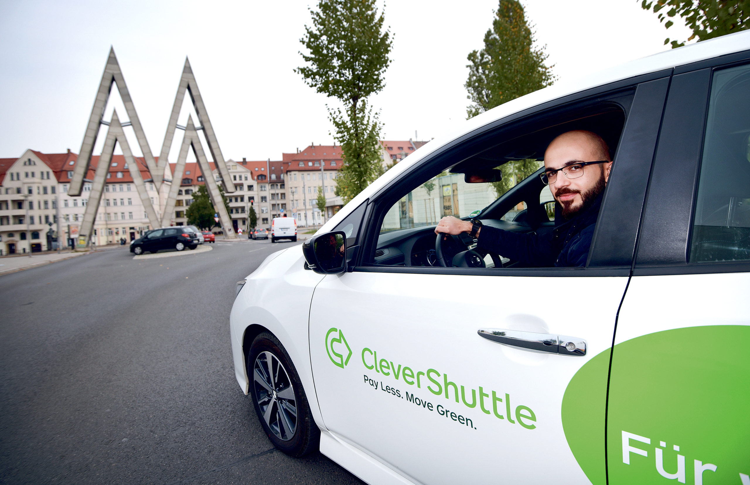 CleverShuttle Test